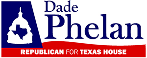 Dade Phelan for Texas House
